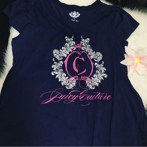Juicy Couture Graphic Tee 💓